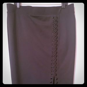 Sexy Black jersey skirt by Torrid